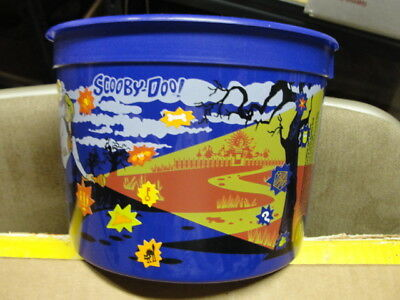 2012 MCDONALDS SCOOBY-DOO HALLOWEEN BUCKET UNUSED - Scooby Doo Halloween Toys