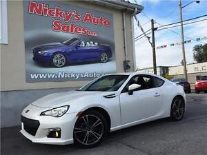2013 Subaru BRZ SPORT-TECH, MANUAL, NAVIGATION, BLUETOOTH, 57KM!