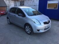 toyota yaris 1.0 5 doors lady owner from last 6 years mot 19/02/19