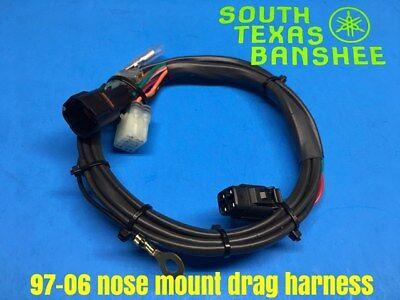 Yamaha Banshee Nose Mount Drag Harness 97 06  3Gg 10 Cdi
