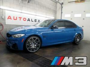 2017 BMW M3 *ULTIMATE PACKAGE* CARBON FIBRE 257$/SEM 2.99%*