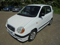 Hyundai Amica 1.0 Si (white) 2002