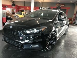 2015 FORD FOCUS ST  MANUAL 