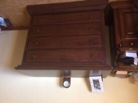 Genuine Italian crafted chest of draws