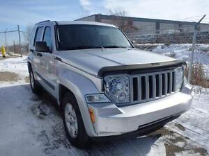 """ON SALE"" 2011 JEEP LIBERTY NORTH 4X4 AUTO LOADED 100% FINANCING"