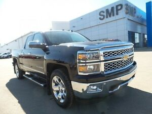 2014 Chevrolet Silverado 1500 LTZ, PST paid, heated leather seat