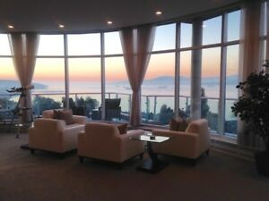 Kitsilano, Luxury Penthouse, 3100 sq ft, Patios, Amazing View