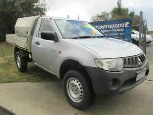 2008 MITSUBISHI TRITON TRAYBACK== ONLY 137398KS== Wangara Wanneroo Area Preview
