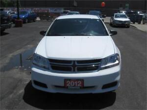 2012 Dodge Avenger Canada Value Package
