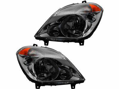 For 2007-2009 Dodge Sprinter 3500 Headlight Assembly Set 85118WD 2008