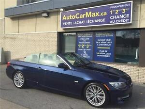 2011 BMW 335 TWTurbo Convertible Hardtop Navi-Condition Showroom