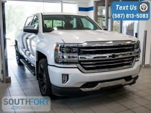 2017 Chevrolet Silverado 1500 High Country 6.2L|Leather|Roof|NAV