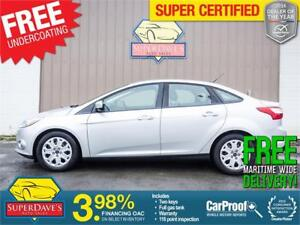 2012 Ford Focus SE *Warranty* $78.12 Bi-Weekly OAC