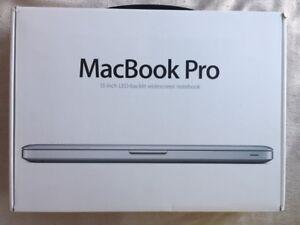 "Apple MacBook Pro Core i7 2.9 13"" 2012 - MD102LL/A $ 750"