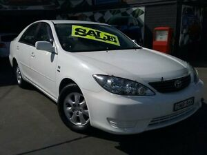 2005 Toyota Camry ACV36R Upgrade Altise White 4 Speed Automatic Sedan Greenacre Bankstown Area Preview