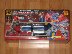 TRANSFORMERS G1 STAR CONVOY OPTIMUS PRIME MINT-IN-BOX