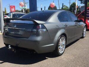 2012 Holden Commodore Grey Sports Automatic Sedan