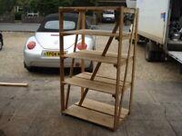 Wooden Shelving Unit,