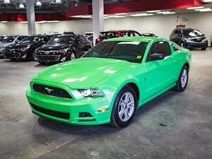 2014 Ford Mustang V6, Premium, Alloy Rims, Bluetooth, Power Wind