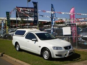 2012 Holden Commodore VE II MY12.5 Omega 6 Speed Automatic Utility Winnellie Darwin City Preview