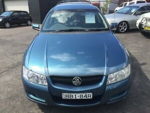 2005 Holden Commodore VZ Executive Blue 4 Speed Automatic Wagon Cardiff Lake Macquarie Area Preview