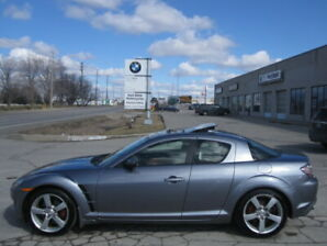 LIKE NEW !!!  123800 kms  !!!   2005 MAZDA RX8 GT