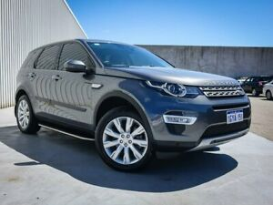 2015 Land Rover Discovery Sport L550 16MY SD4 HSE Luxury Grey 9 Speed Sports Automatic Wagon