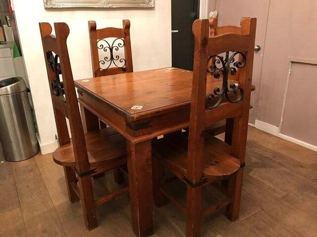 dining table /medieval / farmhouse / antique dining table and