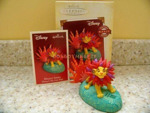 Hallmark 2005 Mighty Simba Disney