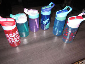 Beverage Containers, CONTIGO,Spillproof, Brand New(2 available)