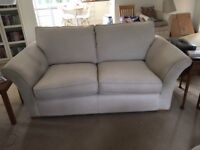Two sofas (will separate) excellent condition