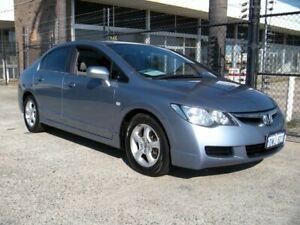 2006 Honda Civic 40 VTi-L Blue 5 Speed Automatic Sedan Wangara Wanneroo Area Preview