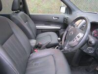 Nissan X Trail 2.0 Tekna DCi 173 Turbo Diesel 4x4 (blade silver) 2012