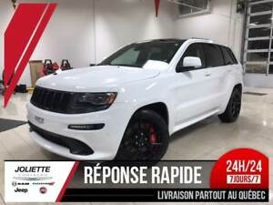 2016 Jeep Grand Cherokee SRT, NIGHT EDITION, AWD, CUIR, TOIT, NA