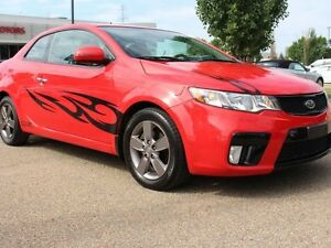 2011 Kia Forte Koup SUNROOF, HEATED SEATS, AUX/USB, CRUISE