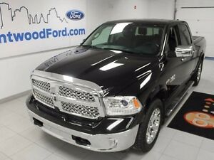 2014 Ram 1500 LEATHER , ROOF , NAV AND YES BLACK ON BLACK!!!!