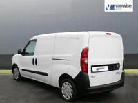 2014 Fiat Doblo 1.6 Multijet 16V Active Combi Van Diesel white Manual