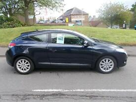 RENAULT MEGANE EXPRESSION VVT, Blue, Manual, Petrol, 2009 (blue) 2009