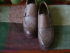 MEN'S GBX LEATHER SHOES SIZE 9.5/42 1/2 ''NEW'' West Island Greater Montréal image 4