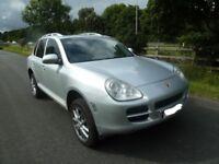 2004 54 Porsche Cayenne S Tiptronic 4.5