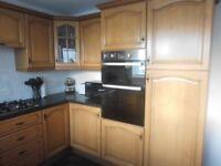Solid Beech Kitchen Doors