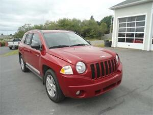 SALE SALE! THREE JEEP COMPASS'S 2010 4X4 - FINANCING AVAILABLE