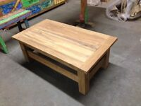 •	COFFEE TABLE - WAREHOUSE CLEARANCE END OF STOCK