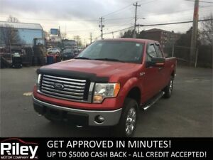2012 Ford F-150 XLT STARTING AT $193.61 BI-WEEKLY