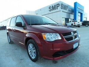 2015 Dodge Grand Caravan SXT Premium Plus, Stow and Go, back up