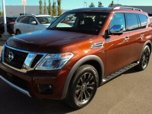 2017 Nissan Armada Platinum (7 Passenger)