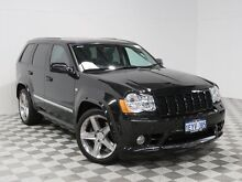 2008 Jeep Grand Cherokee WH MY08 SRT 8 Black 5 Speed Automatic Wagon Atwell Cockburn Area Preview