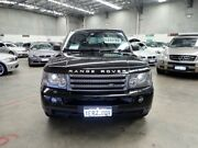 2009 Land Rover Range Rover Sport L320 09MY TDV6 Black 6 Speed Sports Automatic Wagon Wangara Wanneroo Area Preview