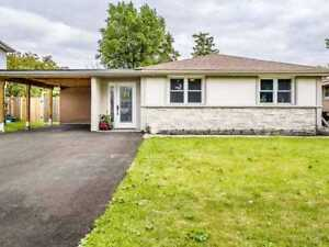 Fantastic Property Located In Desirable Peel Village. Must See!