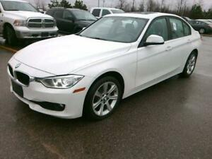 2012 BMW 320 AUTOMATIC LEATHER 72KM SUNROOF NAVIGATION